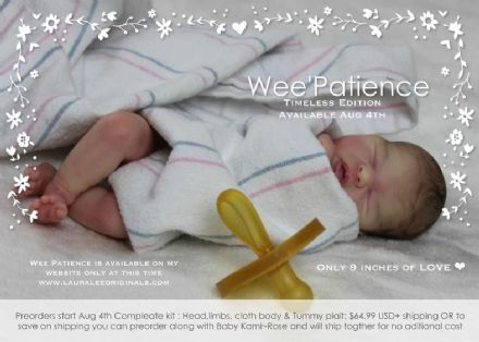 Wee Patience - In Stock
